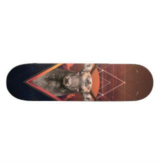 Shape De Skate 18,1cm Veado - Nature Deer