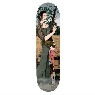 Shape De Skate 18,1cm Vietnamese woman