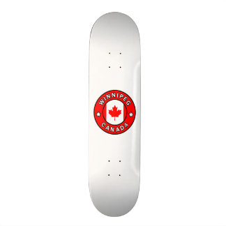 Shape De Skate 18,1cm Winnipeg Canadá