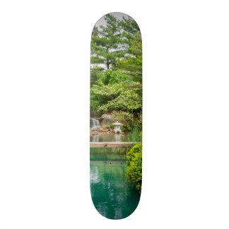 Shape De Skate 18,4cm Beleza botânica do primavera