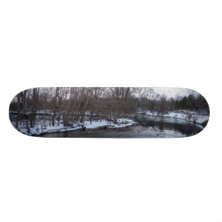 Shape De Skate 18,4cm Beleza James River da neve