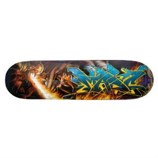 Shape De Skate 18,4cm Chama sobre! no Dungeon de Durin - plataforma da