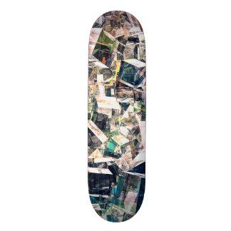 Shape De Skate 18,4cm Coleção caótica dos cubos
