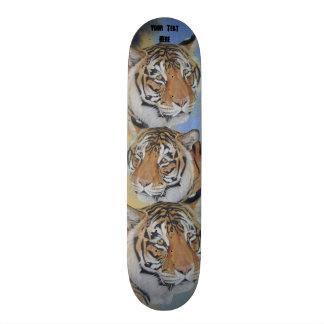 Shape De Skate 18,4cm design da arte do realista dos animais selvagens