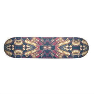 Shape De Skate 18,4cm Geométrico moderno colorido