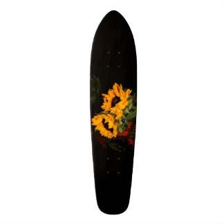 Shape De Skate 18,4cm Girassol