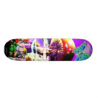 Shape De Skate 18,4cm Legal