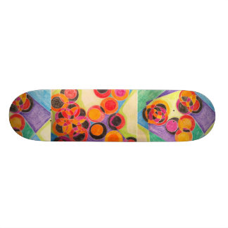 Shape De Skate 18,4cm Ligado