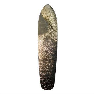 Shape De Skate 18,4cm na praia
