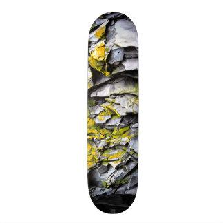 Shape De Skate 18,4cm O cinza Mossy balança a foto
