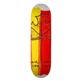 Shape De Skate 18,4cm Oh, o conselho do truque de Canadá