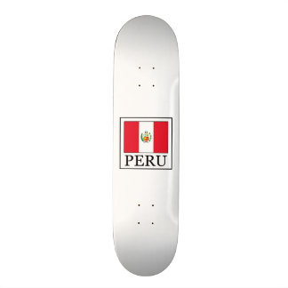 Shape De Skate 18,4cm Peru