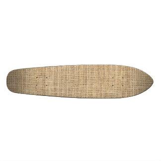 Shape De Skate 18,4cm Serapilheira rústica do vintage do país
