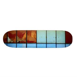 Shape De Skate 18,4cm Skateboard. da cidade
