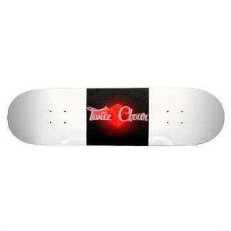 Shape De Skate 18,4cm skatebord do cfour do twiiz
