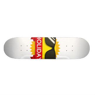 Shape De Skate 18,4cm Sol legal dos sunglass