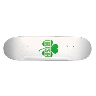 Shape De Skate 18,4cm Trevo irlandês Z9t2d do cloverleaf