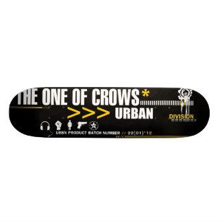 Shape De Skate 18,4cm URBN-Divisão por TheOneOfCrows