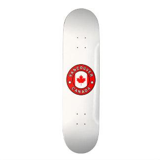 Shape De Skate 18,4cm Vancôver Canadá