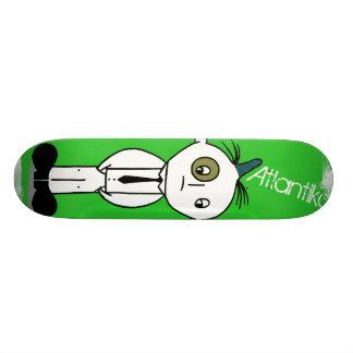 Shape De Skate 18,4cm Verde de Atlantiko