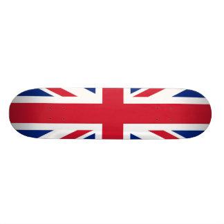 Shape De Skate 18,7cm Bandeira nacional do Reino Unido Reino Unido,