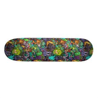 Shape De Skate 18,7cm Bestiário de Cthulhu Lovecraft Mythos Chibi
