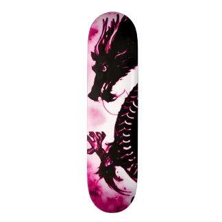 Shape De Skate 18,7cm Caos urbano do dragão os zero conselhos feitos sob