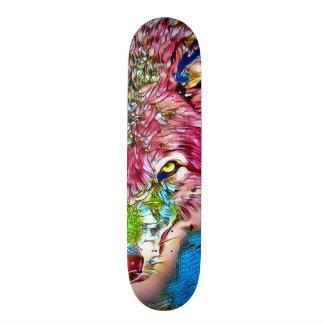 Shape De Skate 18,7cm Conselho do parque do artesão feito sob encomenda