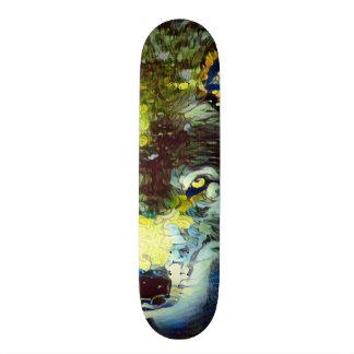 Shape De Skate 18,7cm Conselho feito sob encomenda do Banger do elemento