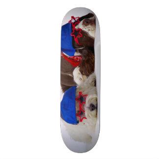 Shape De Skate 18,7cm Conselho feito sob encomenda do parque dos cães da