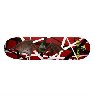 """Shape De Skate 18,7cm Do """"plataforma 036 do Piranha vôo"""" de Scolletta"""