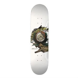 Shape De Skate 18,7cm Fim dos tempos