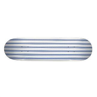 Shape De Skate 18,7cm Listra estreita de tiquetaque do colchão azul
