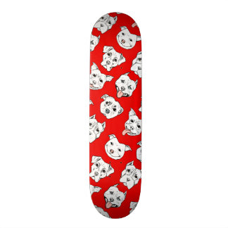 Shape De Skate 18,7cm Pittie Pittie por favor!