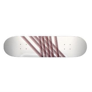 Shape De Skate 18,7cm Plataforma do impressão 6 de fevereiro