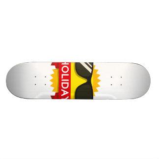 Shape De Skate 18,7cm Sol legal dos sunglass