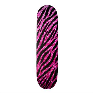 Shape De Skate 18,7cm Sparkles na moda do brilho do Glitz do impressão