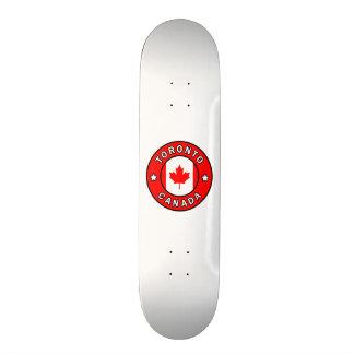 Shape De Skate 18,7cm Toronto Canadá