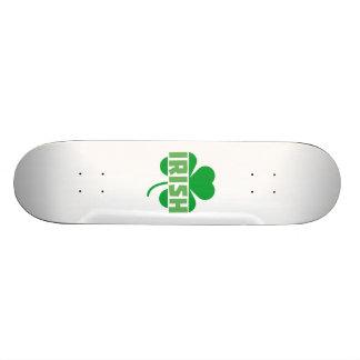 Shape De Skate 18,7cm Trevo irlandês Z9t2d do cloverleaf