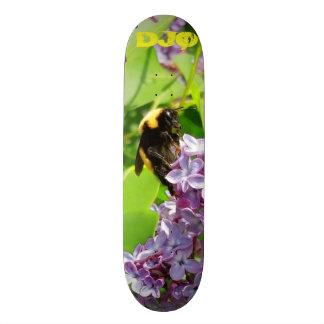 Shape De Skate 18,7cm Zangão no Lilac Bush com suas iniciais