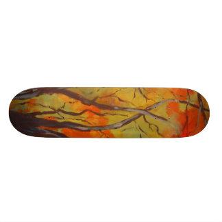 Shape De Skate 18,7cm Zona da árvore