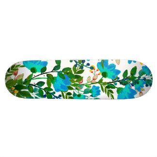 Shape De Skate 19,7cm Azul