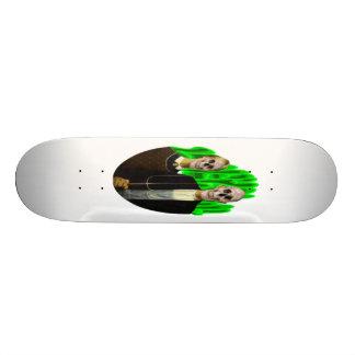 Shape De Skate 19,7cm LooneySkull gótico