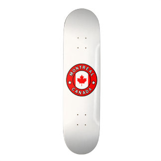 Shape De Skate 19,7cm Montreal Canadá