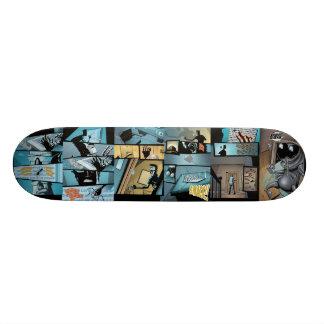 Shape De Skate 19,7cm Mosca cómica