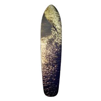 Shape De Skate 19,7cm na praia