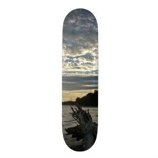 Shape De Skate 19,7cm Ondas!