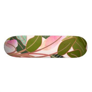 Shape De Skate 19,7cm Paraíso da cor
