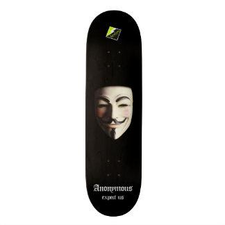 """Shape De Skate 19,7cm Plataforma """"anónima"""" 107 de Scolletta"""