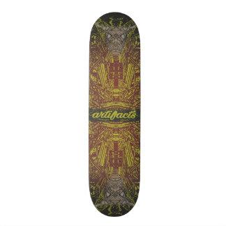 Shape De Skate 19,7cm produtos manufacturados - conceito 2 da deidade da